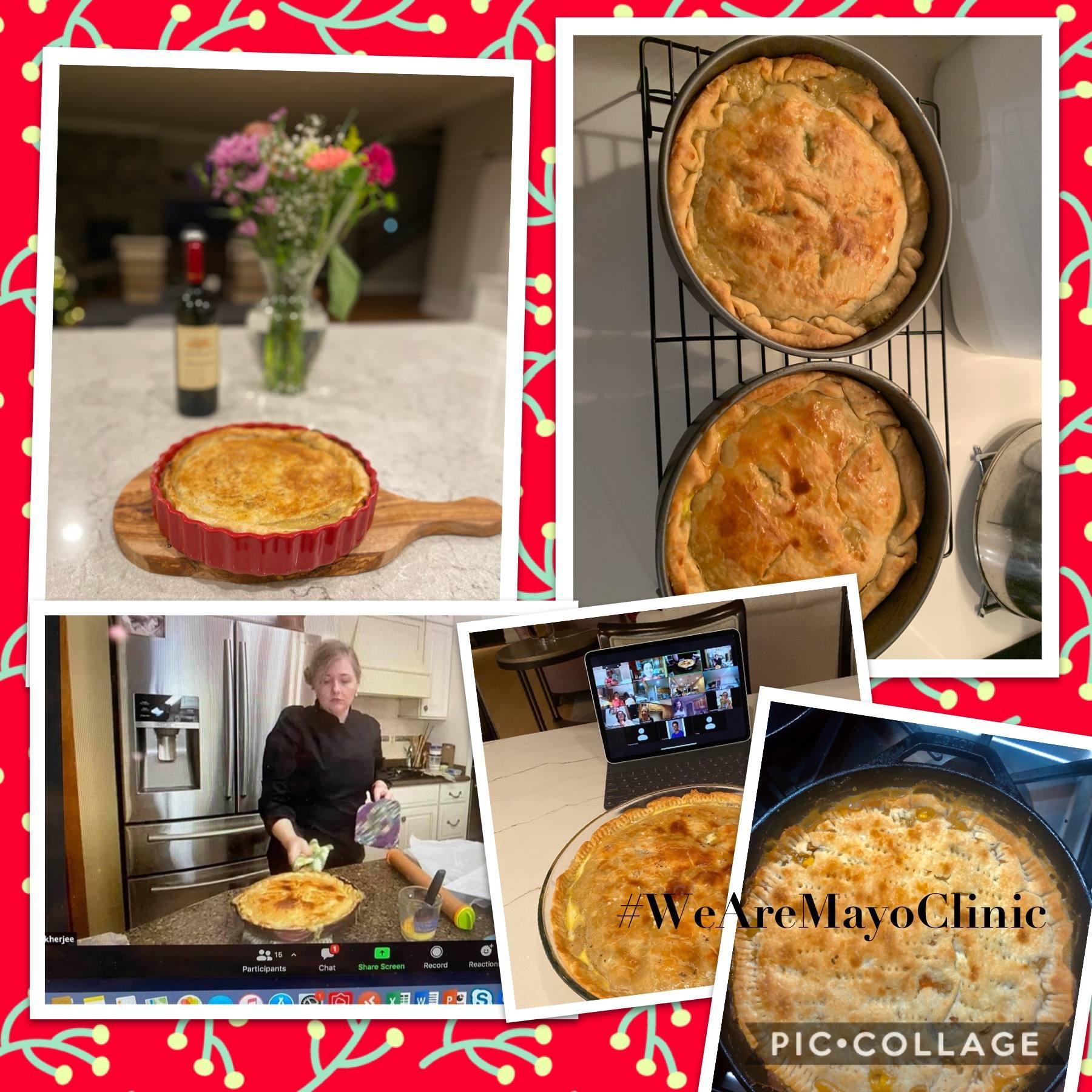 December master chef class