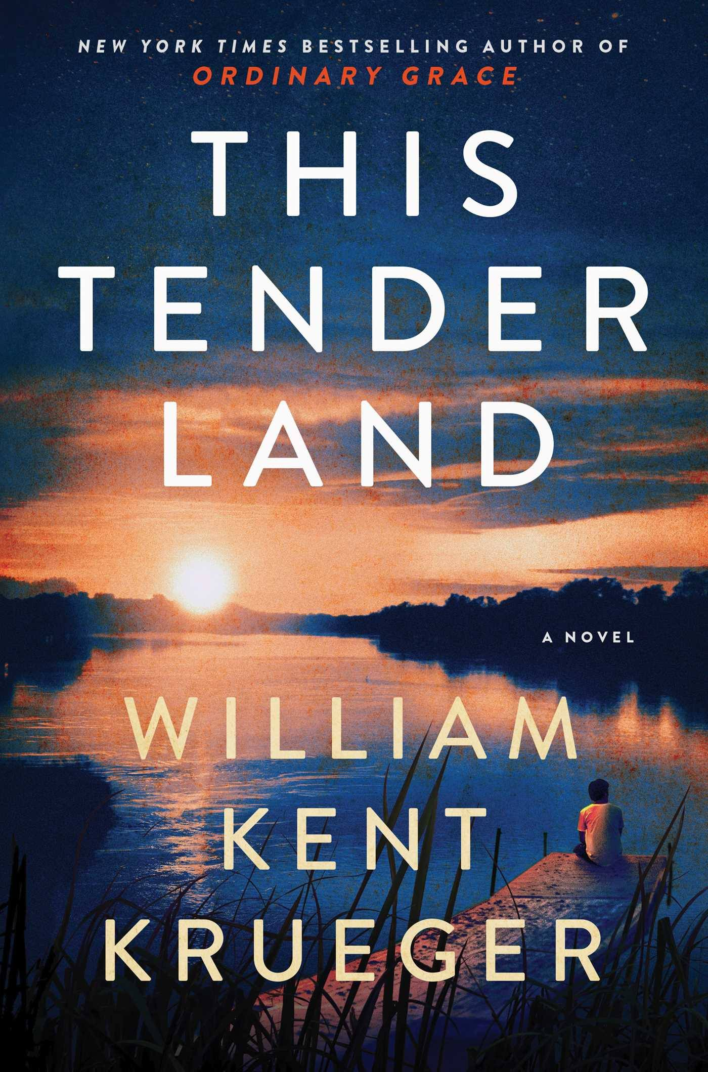 Book Discussion:  This Tender Land by William Kent Krueger