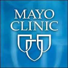 Mayo Shields.Blue Background.Border