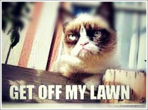 get off my lawn.430x320px