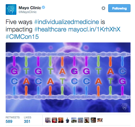 individualized medicine tweet