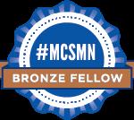 MCSMN Badge Bronze