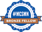 MCSMN Badge Bronze