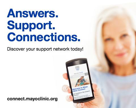 About Mayo Clinic Connect