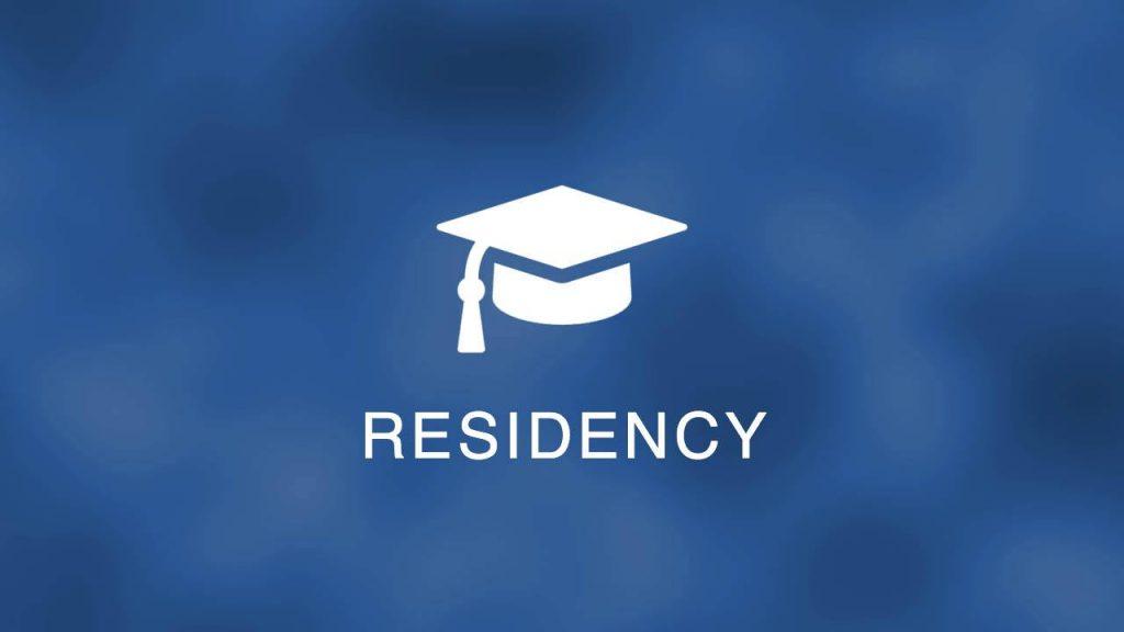 Social media residency image