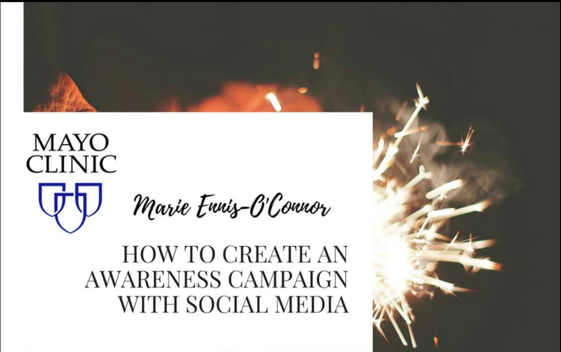 How to Create an Awareness Campaign with Social Media
