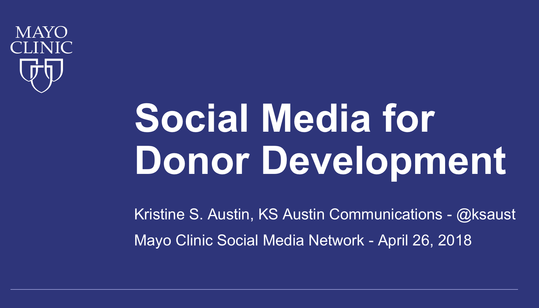 Use Social Media to Find New Donors and Meet Fundraising Goals