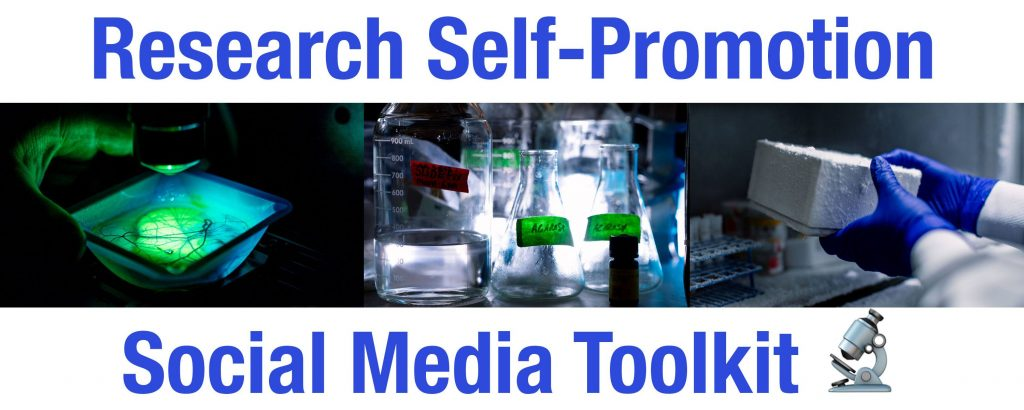 Tools for Promoting Your Research on Social Media