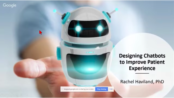 Designing Chatbots to Improve Patient Experience