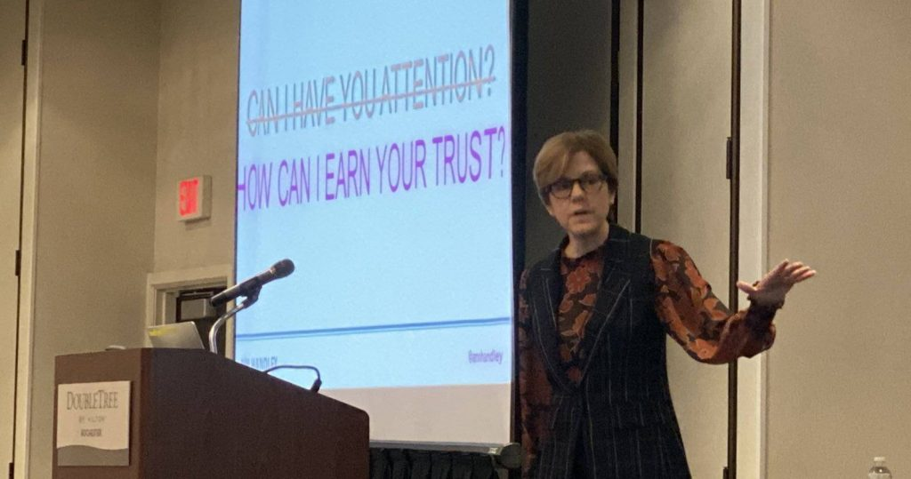 Day Two – 2019 #MCSMN Annual Conference