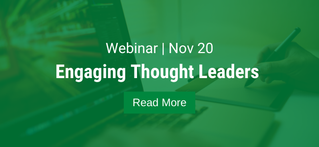 Webinar: Thought Leaders