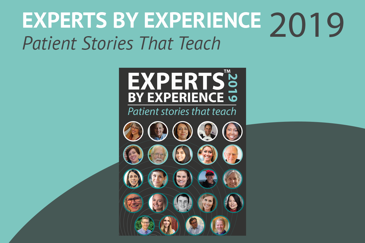 Experts by Experience: Second Free eBook Released