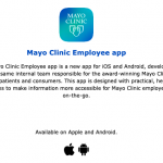 New Employee App Keeps Mayo Clinic Staff Up-to-Date