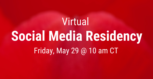 Virtual Social Media Residency: Social Media, Disasters and the Future of Medical Education