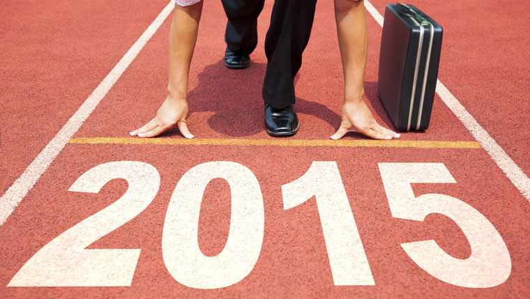 Start out 2015 with these healthy habits.