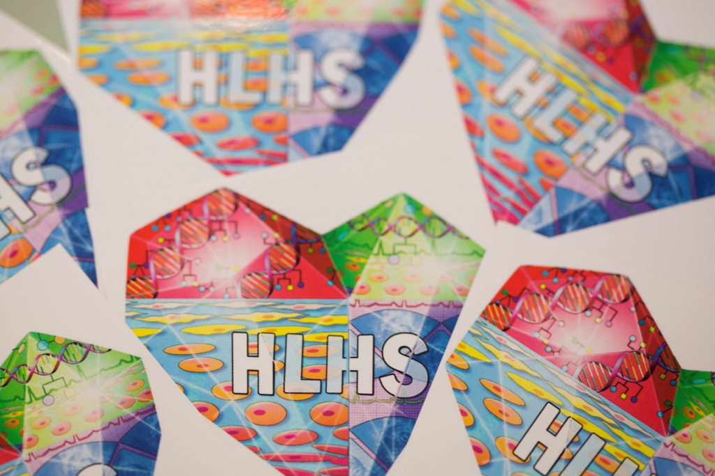 HLHS stickers