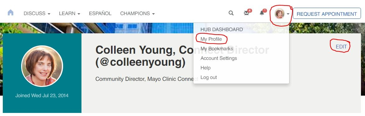My Profile-new