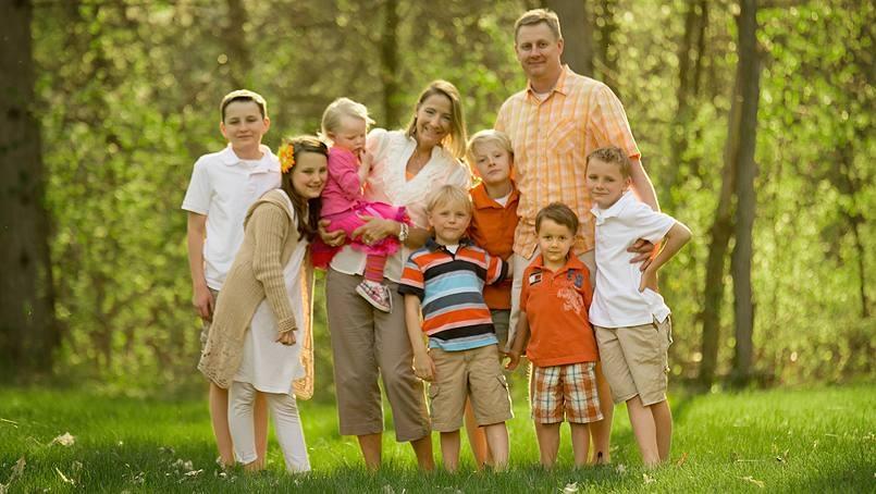 Kristen Soley Family Photo