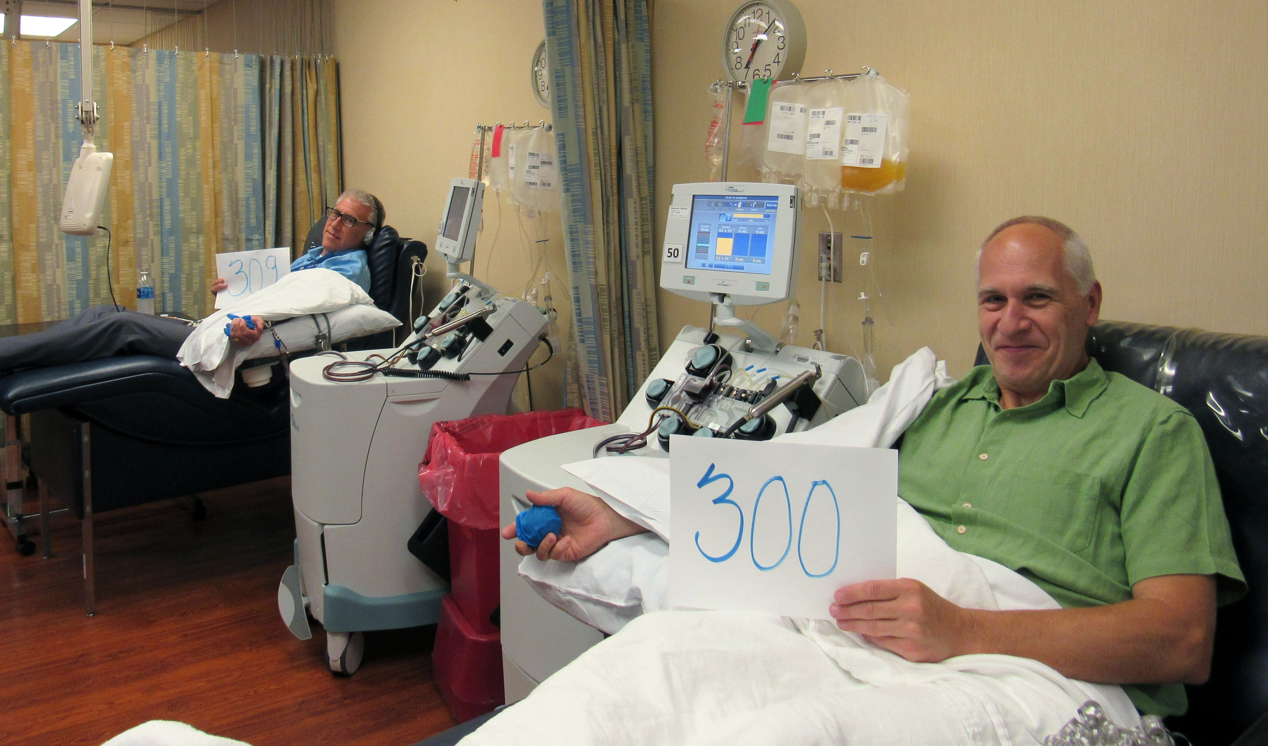 SIZED Dave Johnson's 300th Donation 006