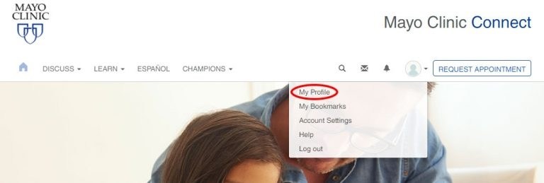 How to Update Your Profile