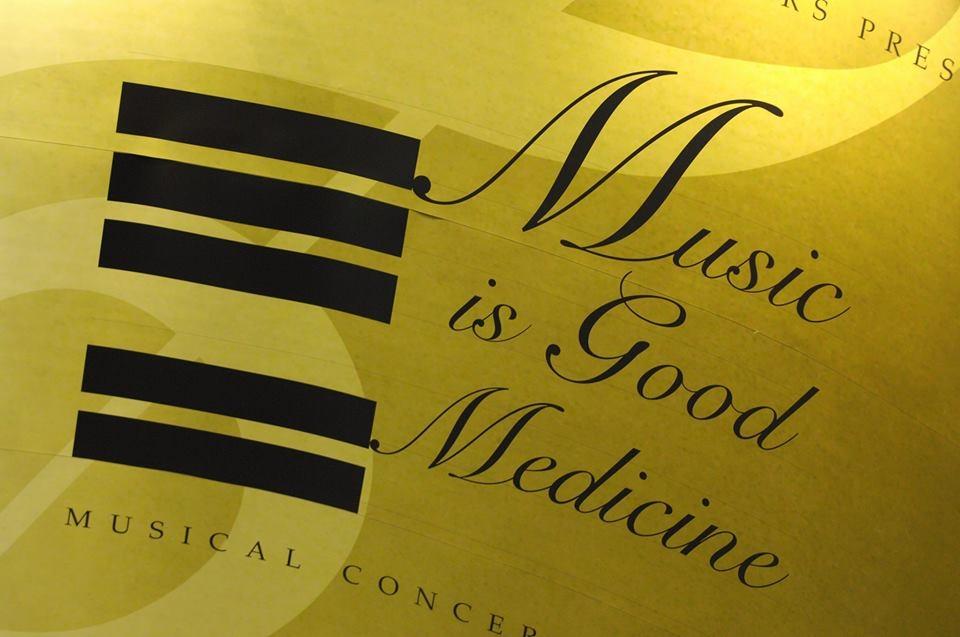 Music is Good Medicine: Dr. Neal and Reverend Walker