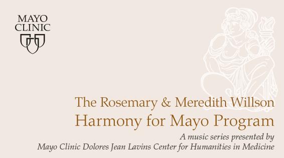 Harmony for Mayo - David Roth