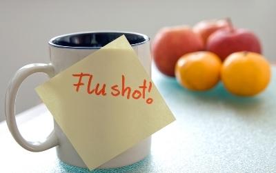 2017-10-24 Flu shot blog