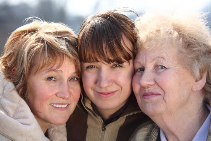 Women_3 Generations