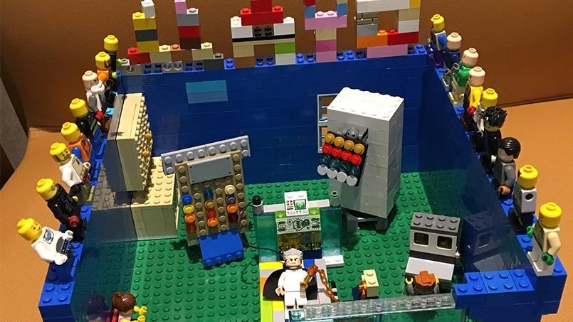 Lego ICU