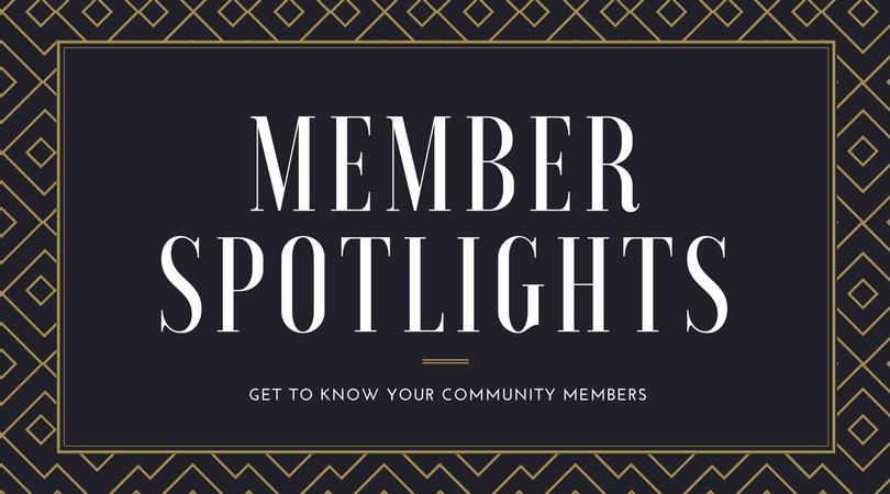 Member spotlights