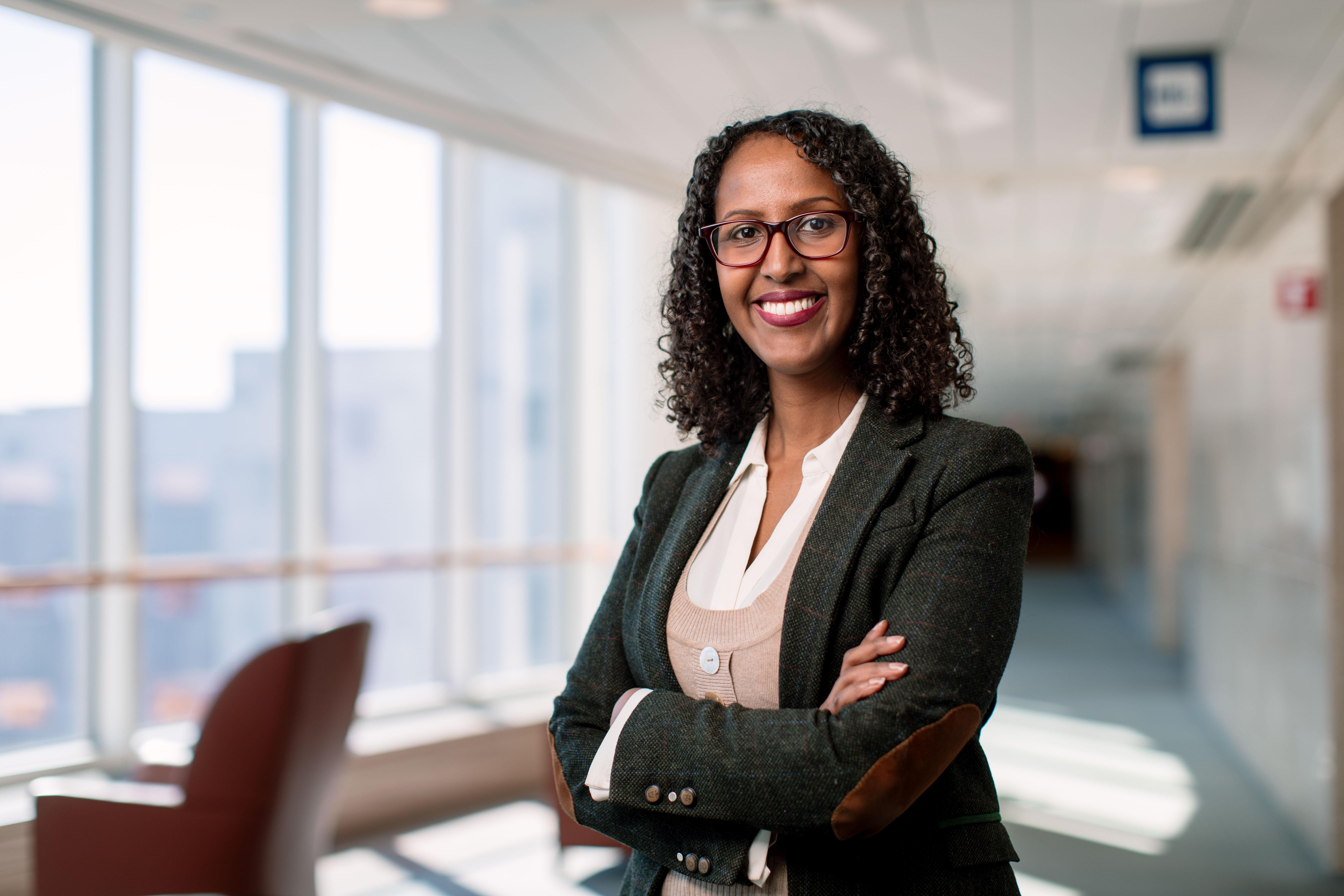 Dr. Warsame Editorial