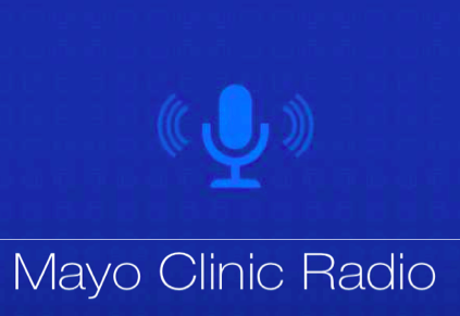 Mayo Clinic Radio Podcast logo