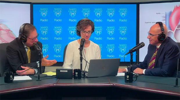 Mayo Clinic Radio: Congenital heart defects