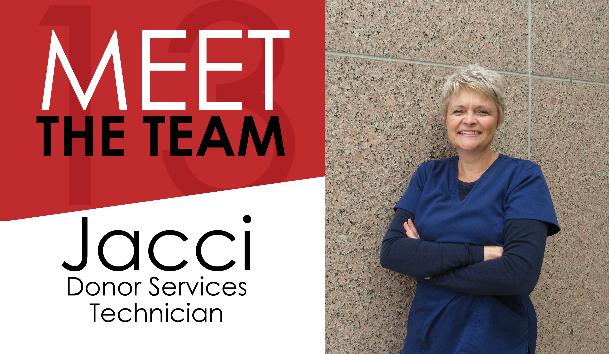 Meet the team - Jacci