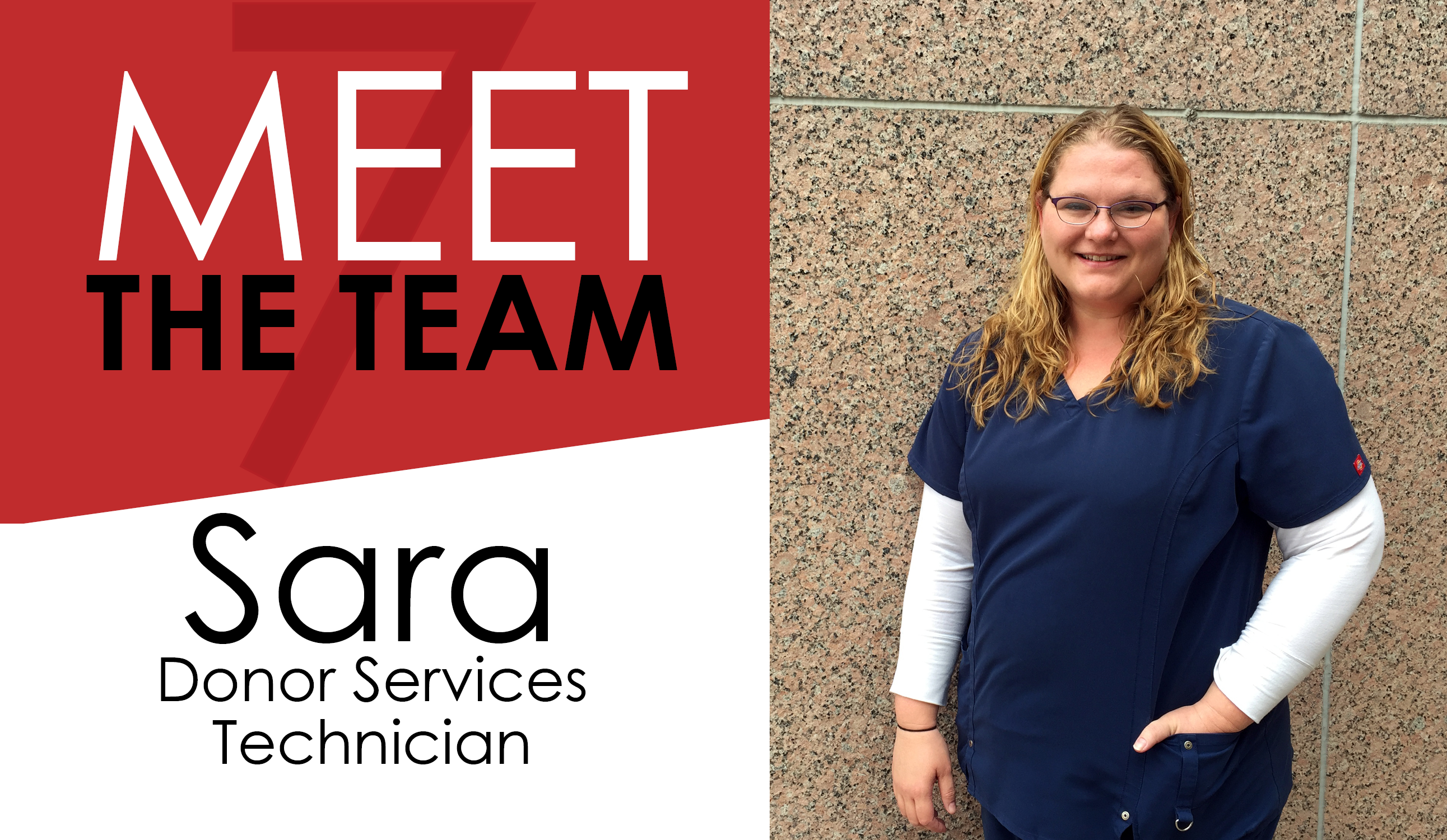 Meet the team - Sara