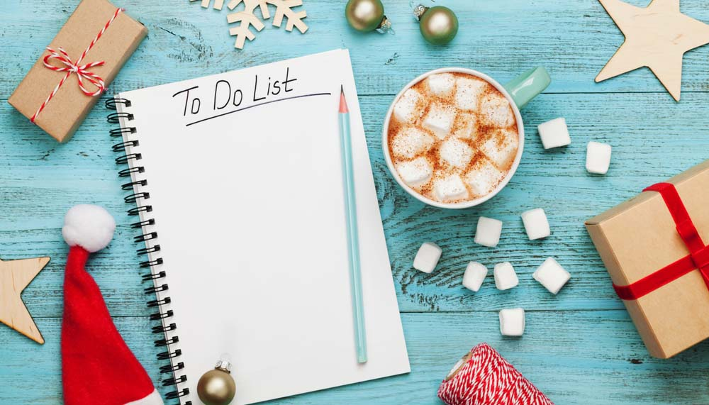 Christmas To Do