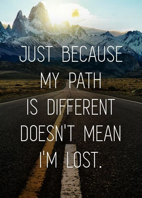 path-is-different