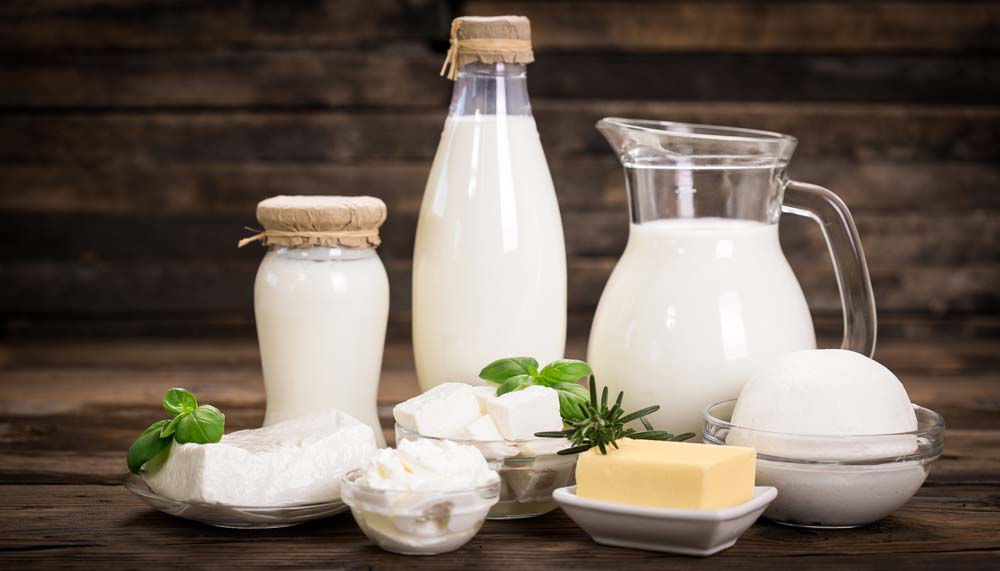 Meet the SFED Food: Milk