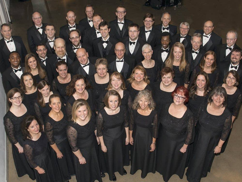Harmony for Mayo - Choral Arts Ensemble
