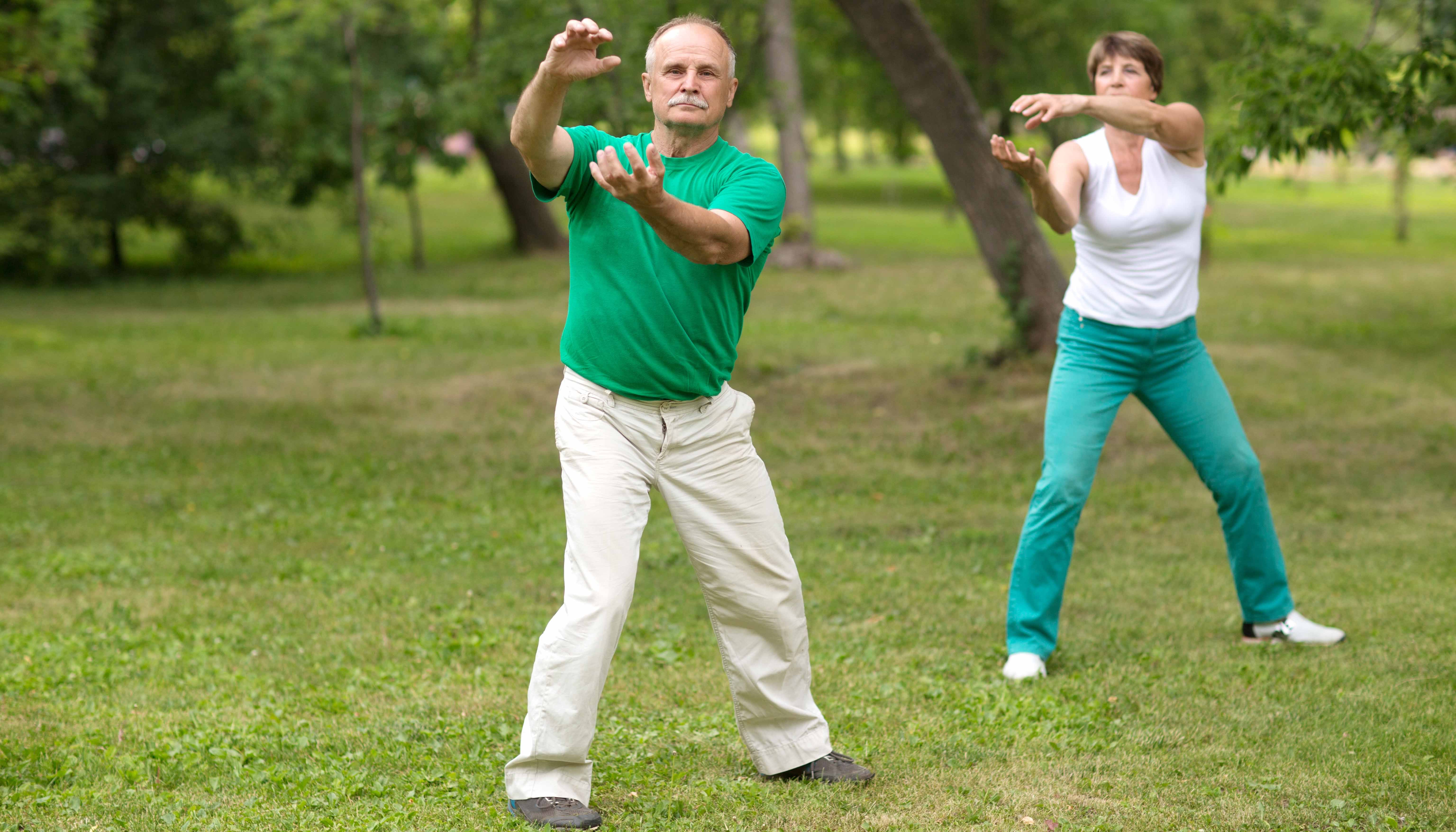 Repost:  Movement options: Tai Chi introduction