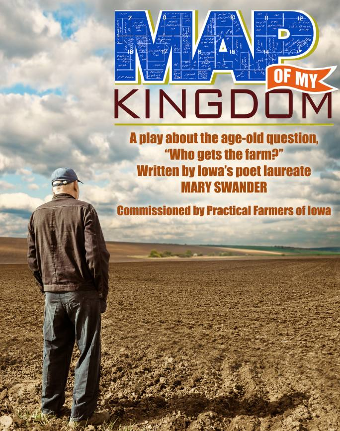 Map of My Kingdom Flyer