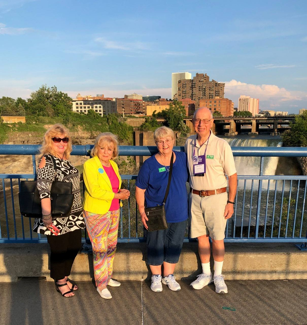 Little Falls in Rochester, 2019 HLAA