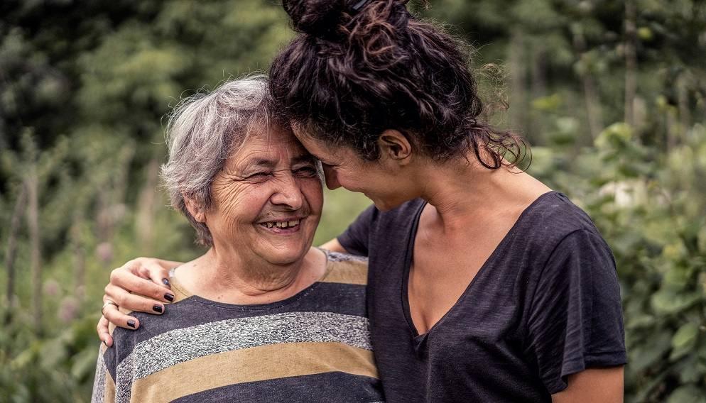 Hispanic Mother Daughter