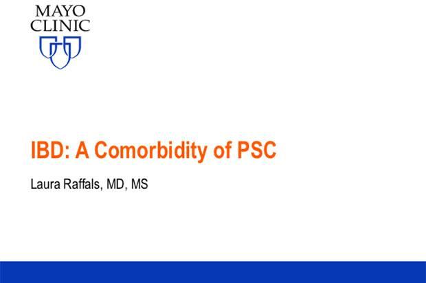 IBD: A Comorbidity of PSC