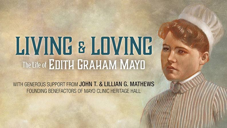 Living & Loving: The Life of Edith Graham Mayo