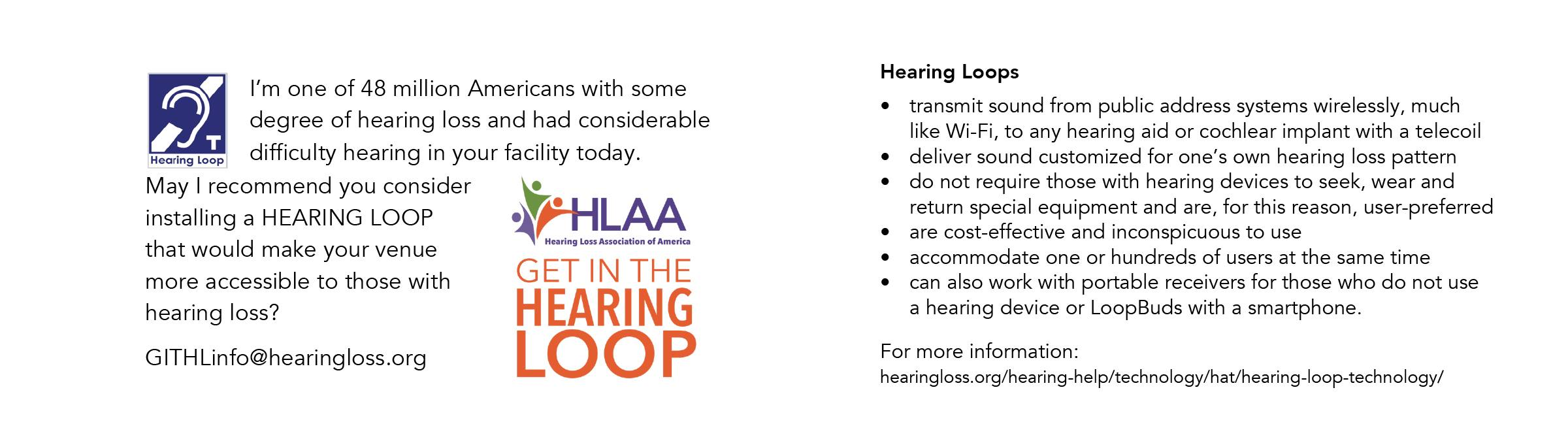 GITHL_Ask 4 Hearing_Loops_Postcard