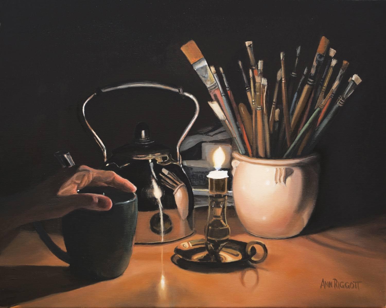 Riggott - Artist Eve