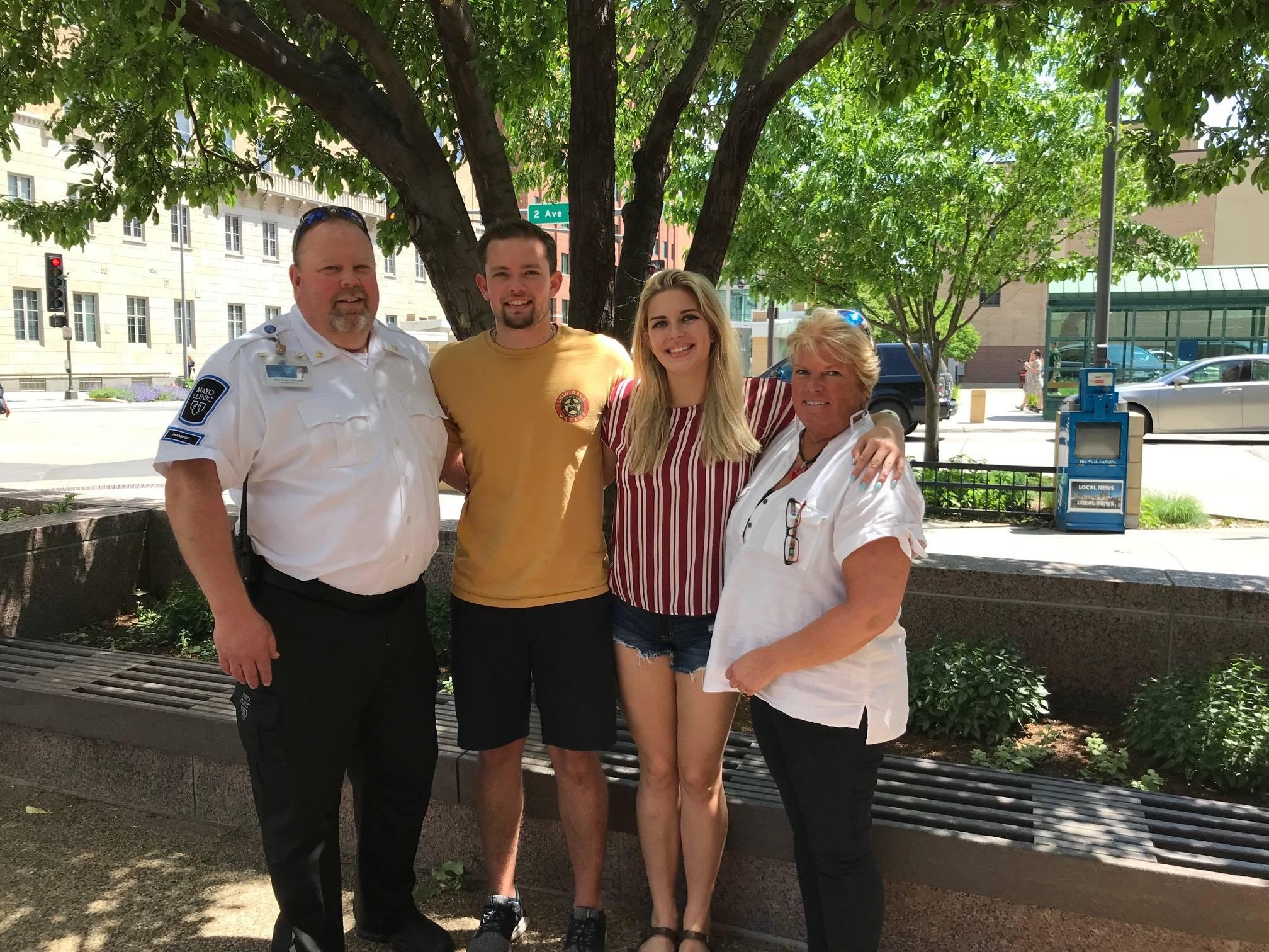 Sveen family