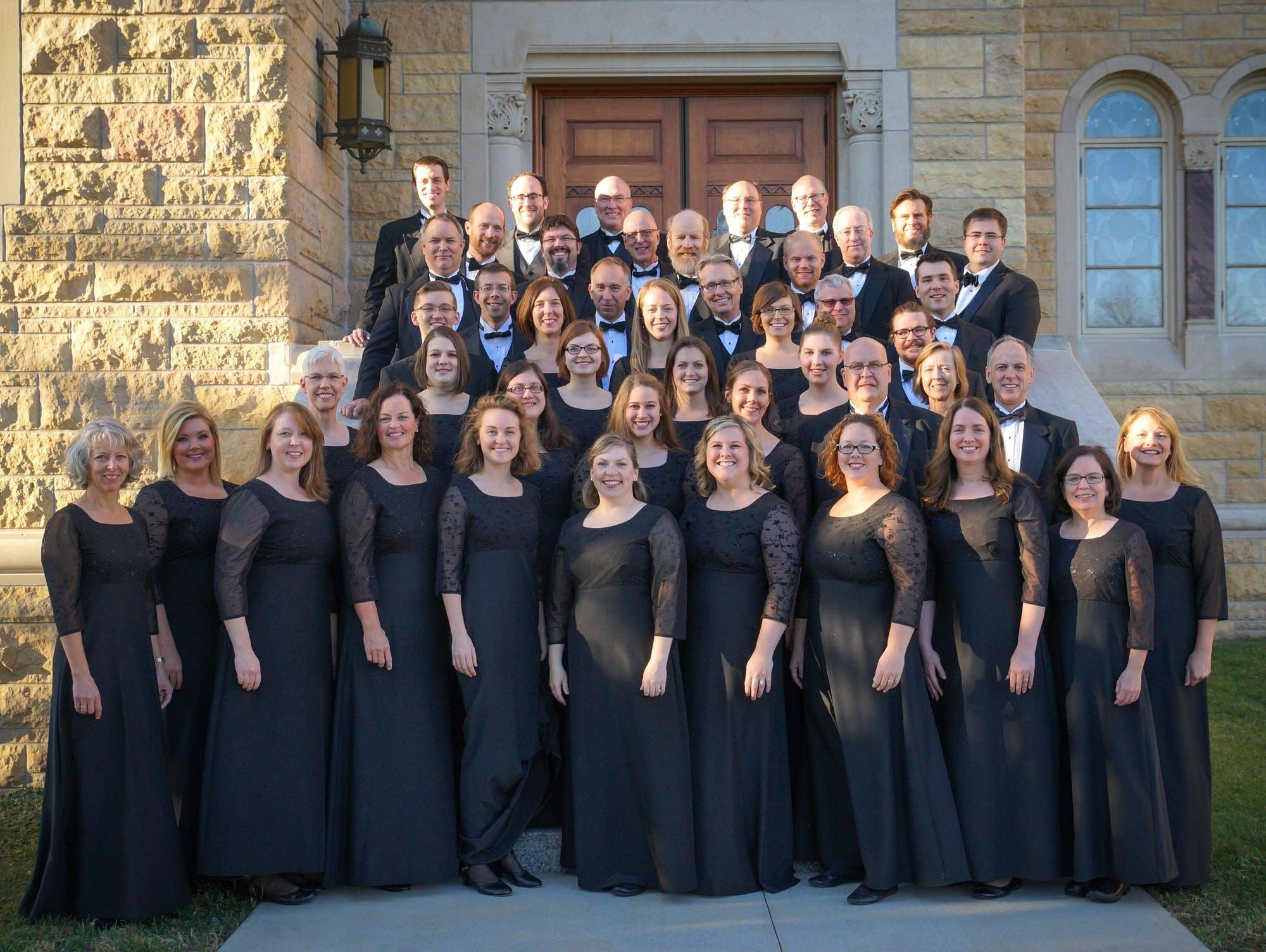 Harmony for Mayo-Choral Arts Ensemble