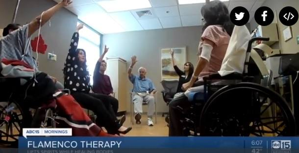 Therapeutic Movement on ABC15